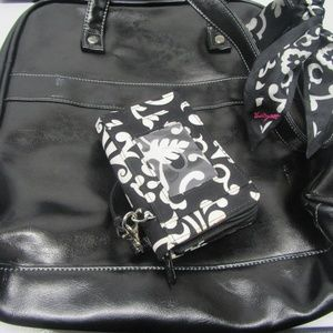 Thirty One Large Tote and Matching Wallet
